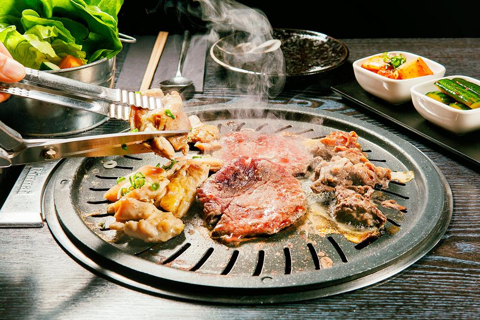 Gogi Restaurant Korean Bar Grill