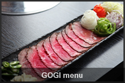 GOGI menu download