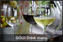 GOGI drink menu download